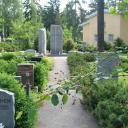 Lahjaharjun hautausmaa