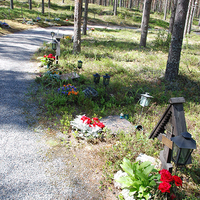 Tikkakosken hautausmaa