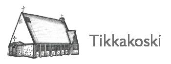Tikkakosken alueseurakunta - Etusivulle