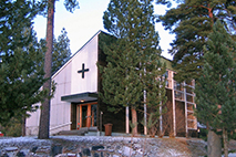 Korpilahden ylösnousemuksen kappeli