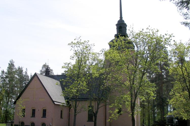 Säynätsalon kirkko