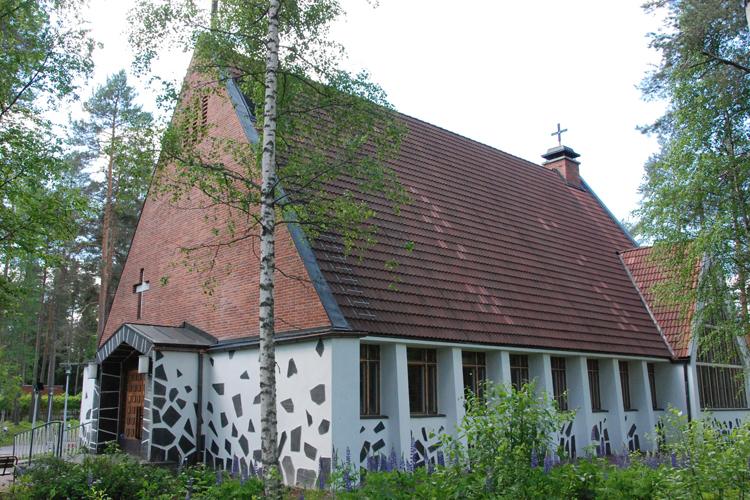 Tikkakosken kirkko