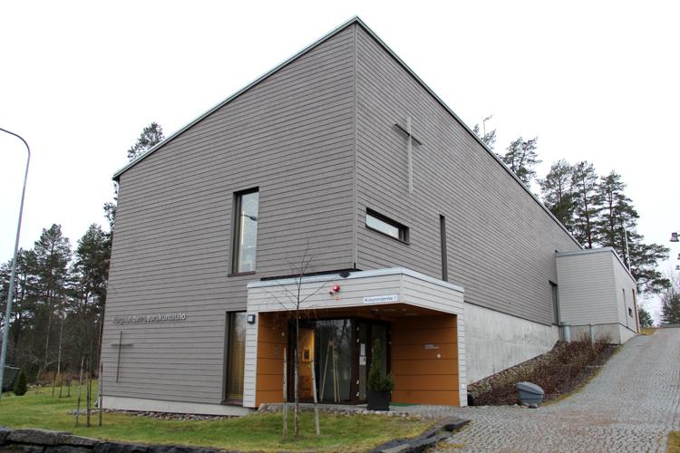 Korpilahden seurakuntatalo